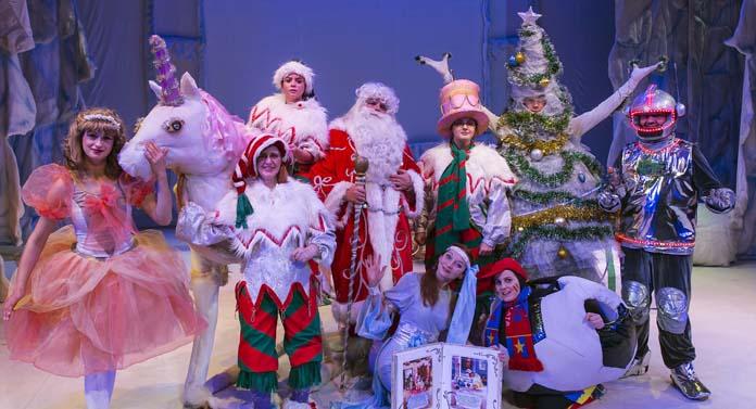 """Programul săptămânii 13 – 18 decembrie la Teatrul """"Luceafărul"""" din Iaşi"""