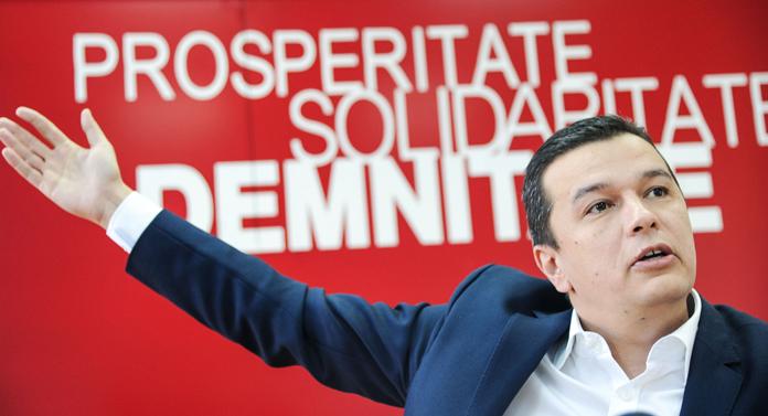 Cine este noul premier propus de PSD