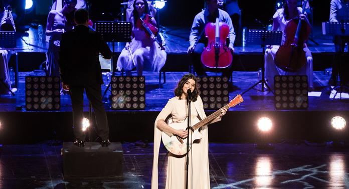 Alexandra Uşurelu vine la Iaşi pe 14 februarie