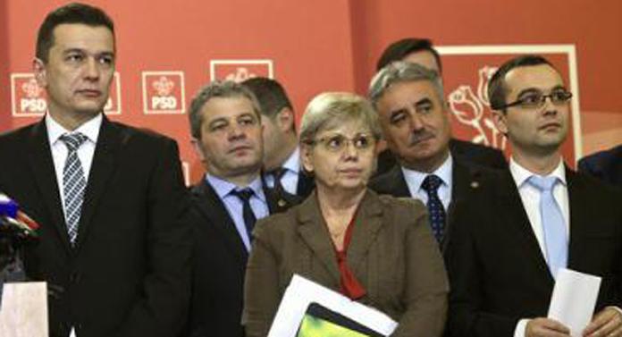 Adriana Petcu, ministrul Apelor şi Pădurilor