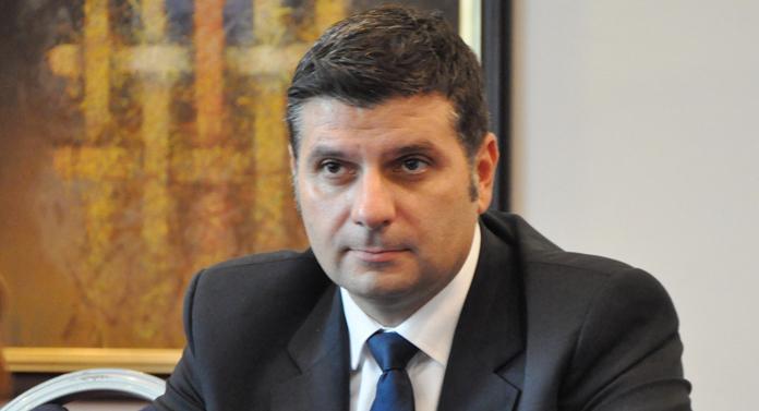 Alexandru Petrescu, ministrul Economiei