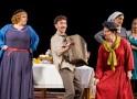 3 spectacole de excepţie ale Teatrului Naţional din Chişinău vor fi jucate la Iaşi