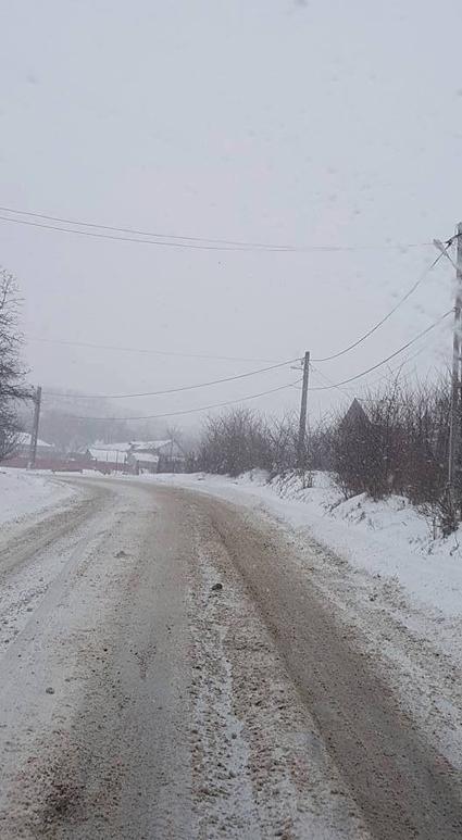 Atenție! Ceață deasă pe mai multe drumuri din Moldova