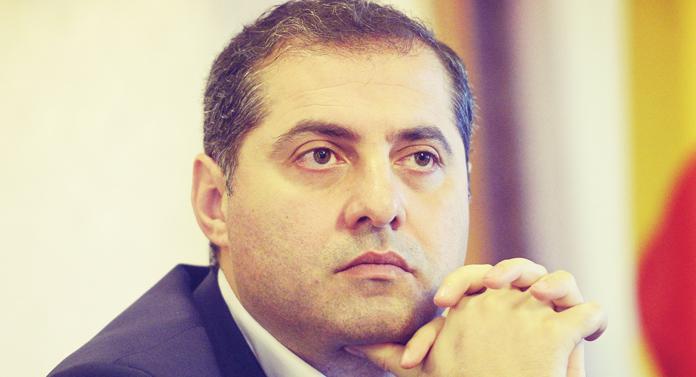 Florin-Nicolae Jianu, ministrul pentru Mediul de Afaceri, Comerţ şi Antreprenoriat