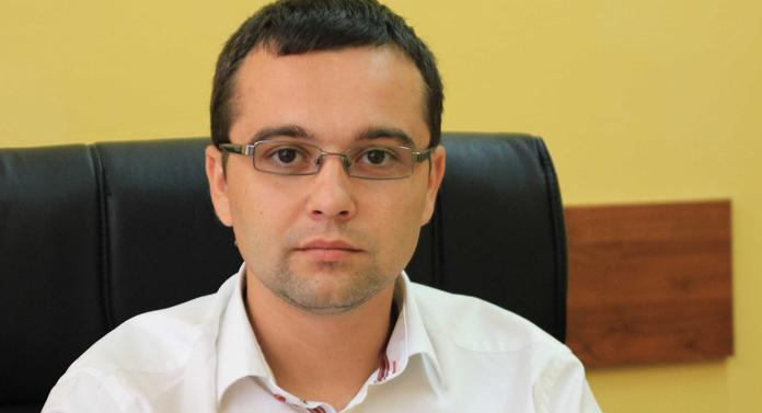 Gabriel Petrea, ministrul Consultării Publice şi Dialogului Social