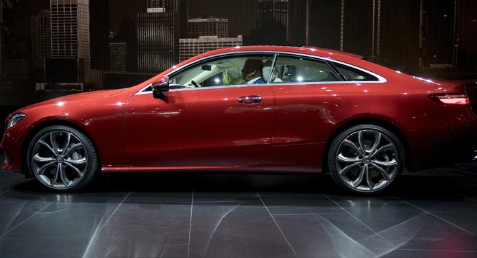 Cum arată noile modele de maşini expuse la Detroit