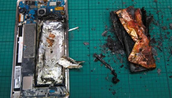 S-a aflat de ce explodau telefoanele Samsung Galaxy Note 7