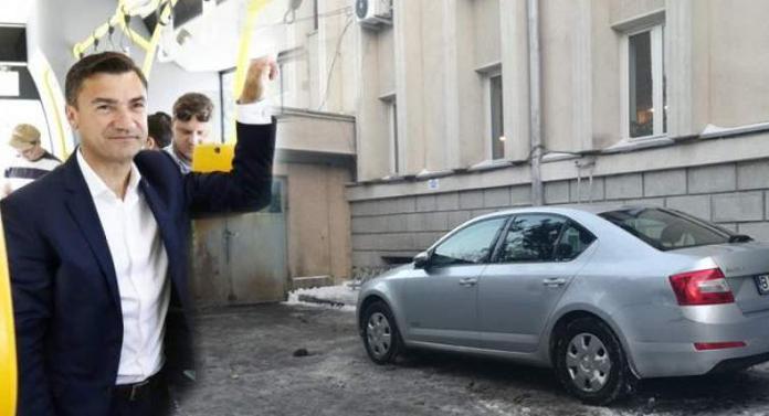 """Fiţuica BZI se bate cu fiţuica ReporterIS. Se pare că totul a pornit de la Dosarul """"Skoda"""", în care apare primarul Mihai Chirica"""