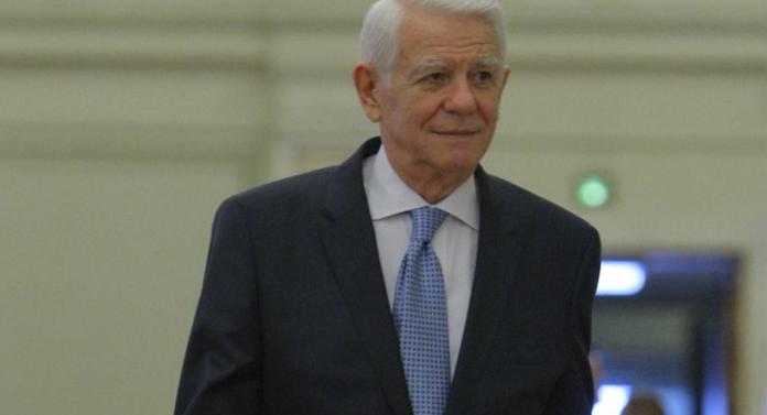 Teodor Meleşcanu, ministrul Afacerilor Externe