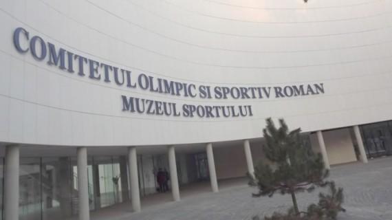 Zi istorică pentru Comitetul Olimpic Român