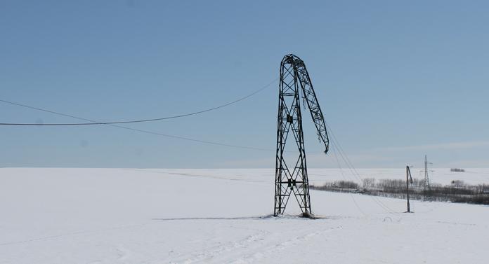 Judeţele în care sunt în continuare probleme cu energia electrică