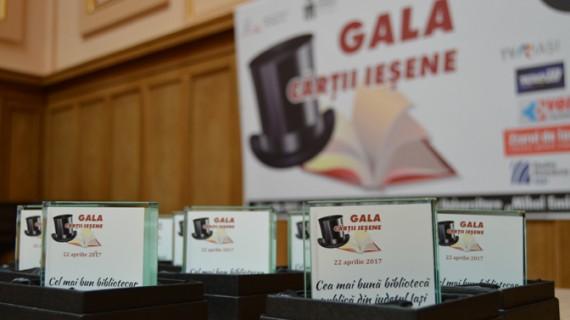 Gala cărţii ieşene – laureaţii primei ediţii