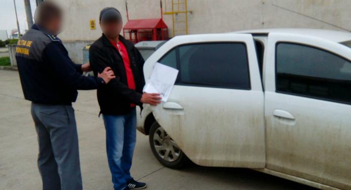 Moldovean căutat de autorităţi, depistat la Albiţa