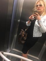 """Din ciclul… """"selfie în lift""""!"""