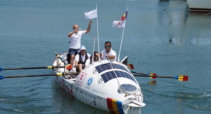 O mână de români încearcă să doboare un record mondial