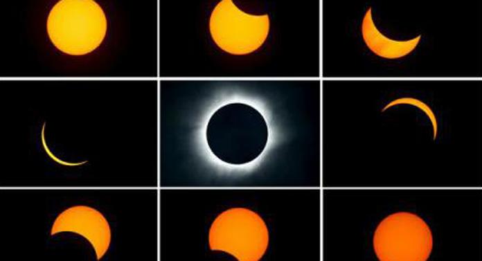 """Când va avea loc """"marea eclipsă americană""""?"""