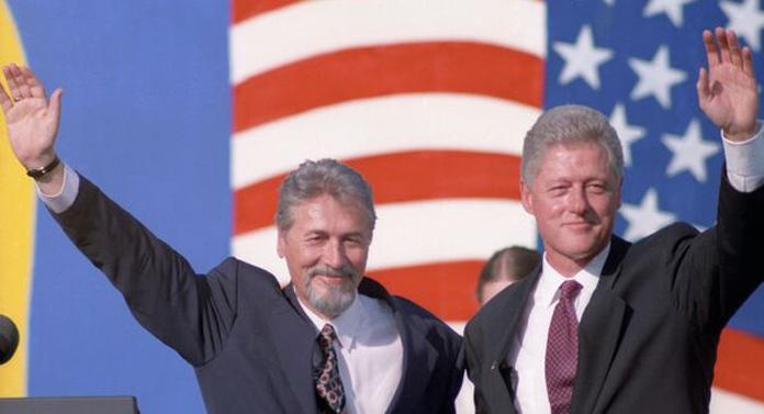 Istoria relaţiilor diplomatice dintre România şi SUA