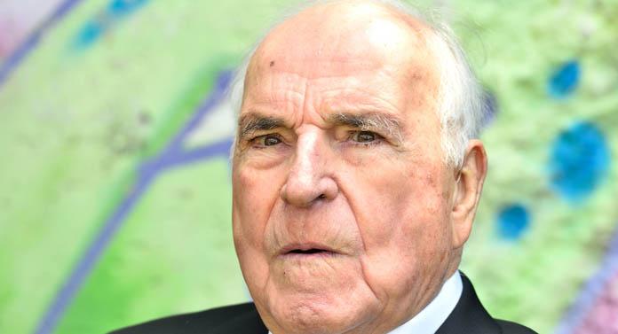 A încetat din viaţă Helmut Kohl, fost cancelar al Germaniei