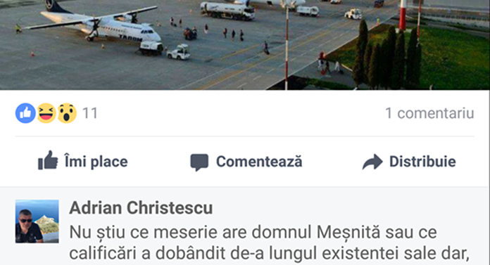 """Adrian Christescu, sfat pentru șeful de la """"Ziarul de Iași"""": """"Tony, dragă, plătește-l pe reporterul tău în lei vechi""""!"""