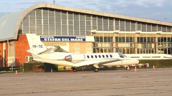 Curse noi de pe aeroportul din Suceava, încpând cu luna iulie