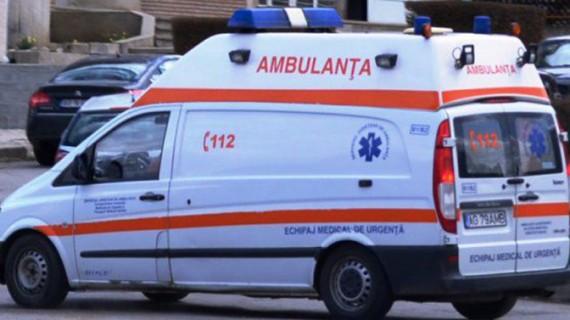 Polițist tăiat cu sabia la Iași
