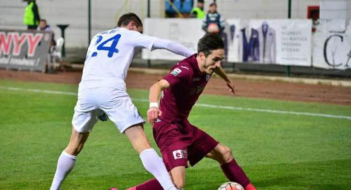 FC Botoșani a remizat cu o pretendentă la titlu