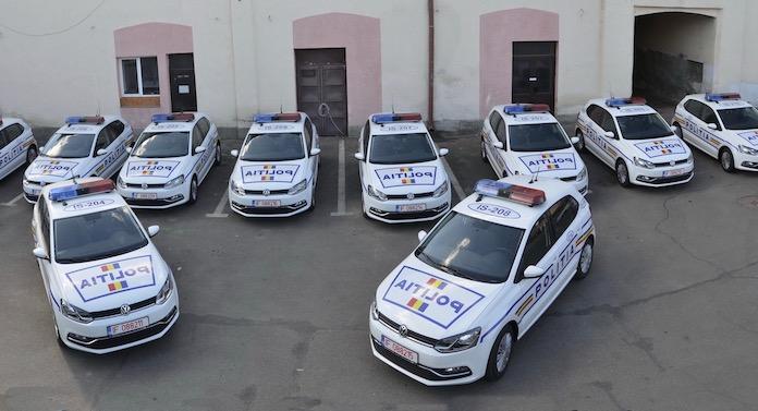 Mihai Șoric, noul șef al Serviciului Poliției Rutiere Iași