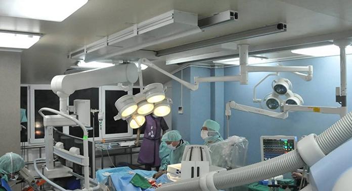 Operație în premieră la Spitalul Județean din Bacău