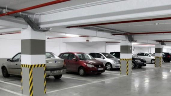 Parcare subterană în centrul Iașiului