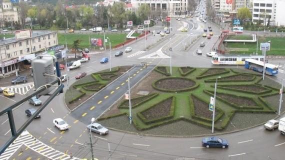 Schimbări radicale în circulația din zona Podu Roș
