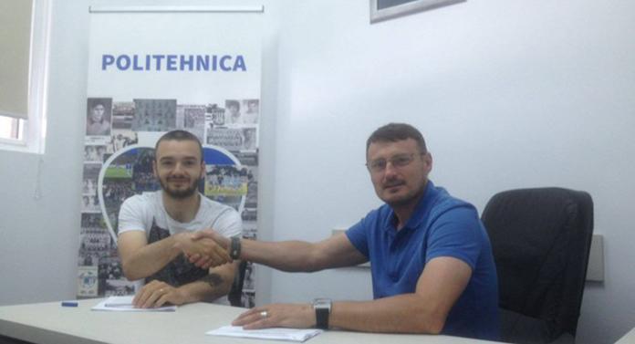 Politehnica Iași s-a despărțit de Kamer Qaka. Albanezul va evolua la CSU Craiova