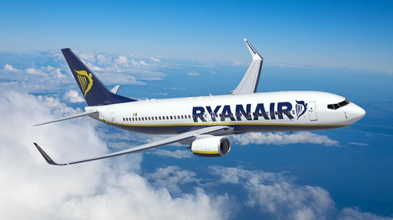 Compania Ryanair face angajări la Iași