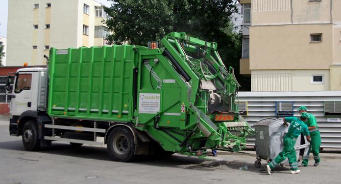 Două puncte de colectare selectivă a deșeurilor în Iași