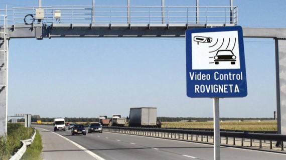 Unde se află amplasate camerele video care verifică plata rovinietei