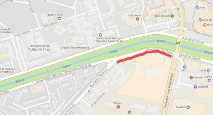 În atenția șoferilor: circulație închisă într-o zonă aglomerată a Iașiului. Cum puteți ajunge în Podu Roș