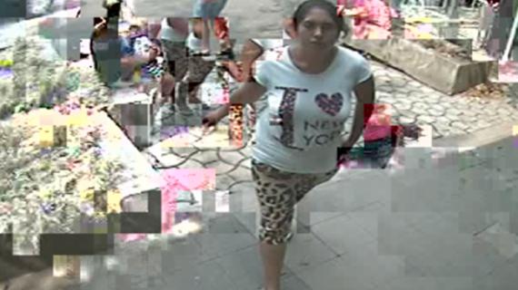 Atenție la această femeie! Vă poate fura oricând cardul