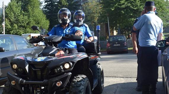 Poliţia şi Jandarmeria Suceava fac recrutări masive