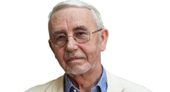 Lansare de gală de ziua renumitului profesor ieșean Stelian Dumistrăcel