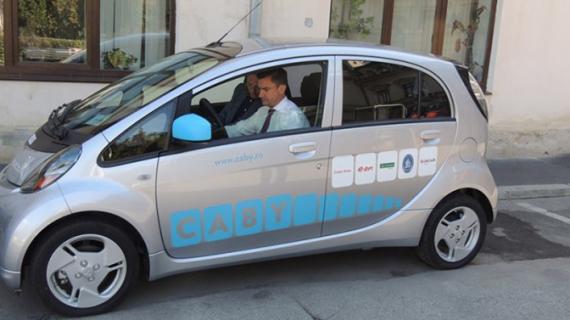 Patru stații de reîncărcare pentru mașini electrice în Iași
