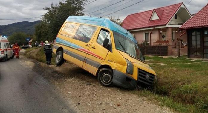 Două accidente teribile într-o singură zi, la Neamț. Imagini cumplite