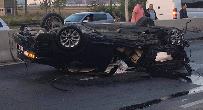 Cumplit! Accident mortal la ieșirea din Iași, în această dimineață
