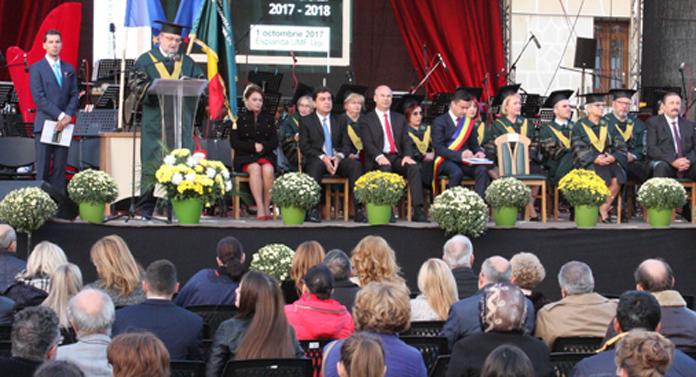 Festivitatea de deschidere a noului an universitar