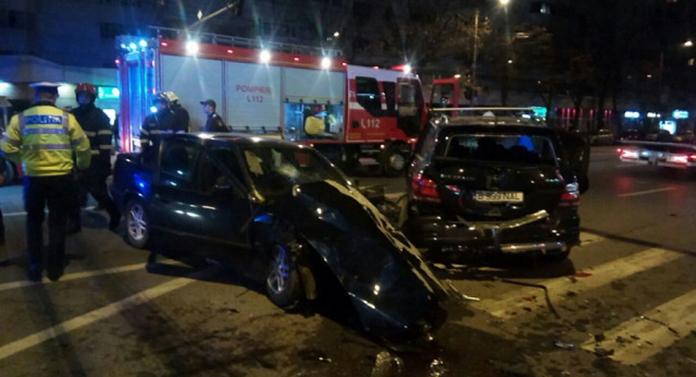 Ce spune pe Facebook șoferul BMW-ului implicat în accidentul din Păcurari! EXCLUSIV