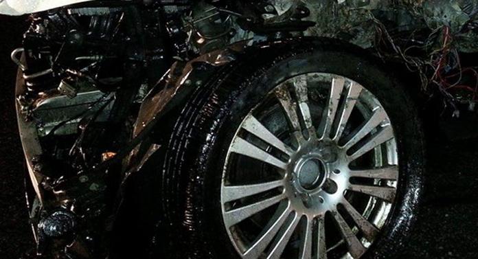 Accident stupid produs noaptea trecută în Suceava
