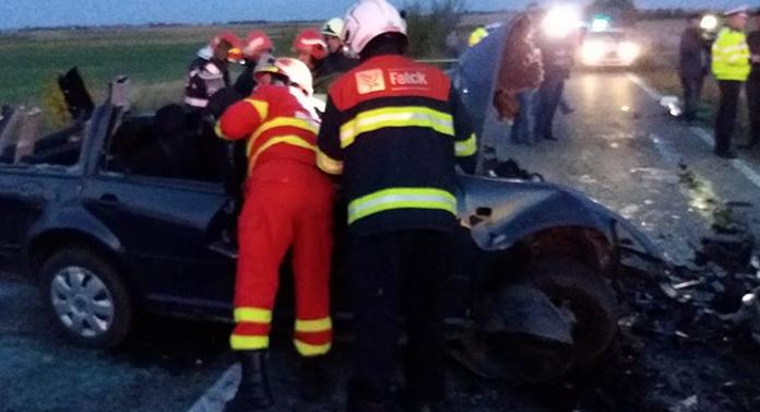 Imagini șocante de la tragedia din Suceava în care și-au pierdut viața 5 persoane