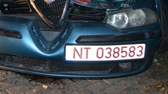 Accident cumplit, noaptea trecută, în Piatra Neamț