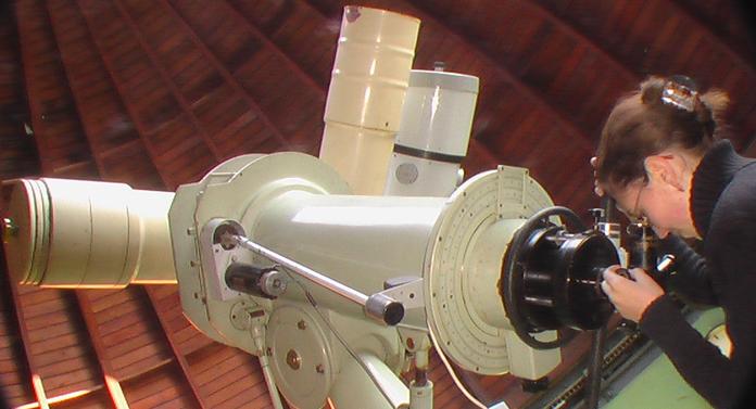 Reparații la Observatorul Astronomic din Copou