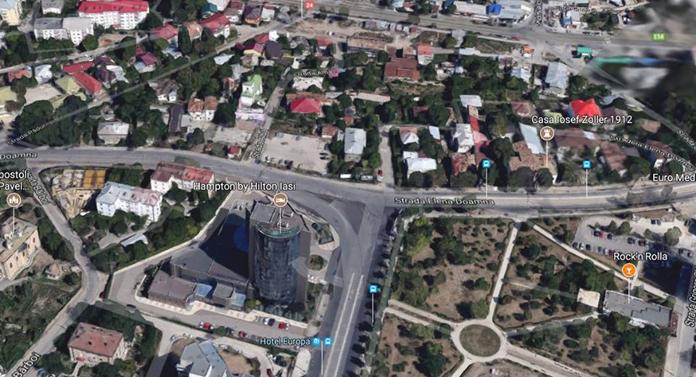 Pasaj subteran care va lega centrul orașului de Tătărași