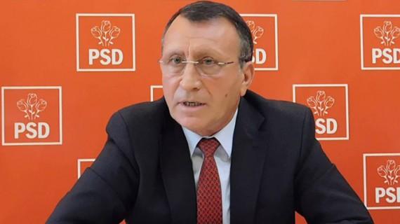 Paul Stănescu, ministru al Dezvoltării