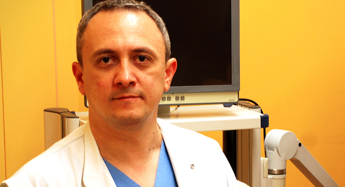 "Un botoşănean, director medical la Spitalul ""Sf. Spiridon"""